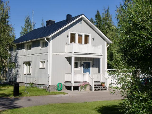 Fassadenfarben - Holzfarbe Schwedenfarbe Moose Färg