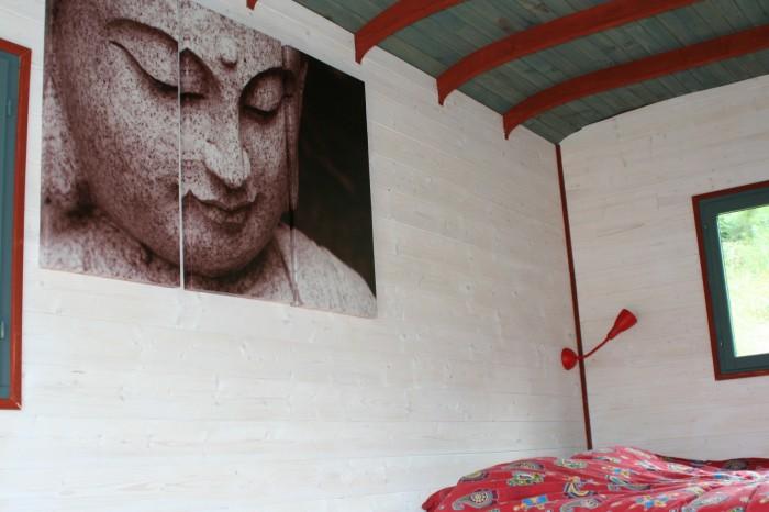 Innenwand und Decke streichen