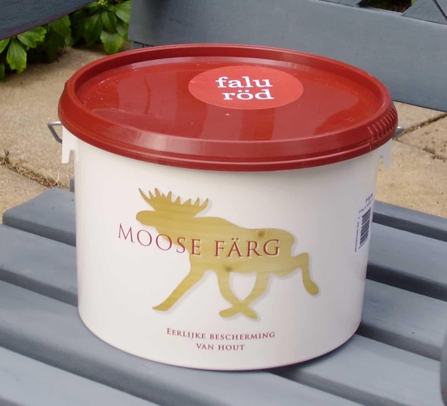 schwedenfarbe schwedenfarbe original schwedenrot ferienhaus streichen moose f ljusbla