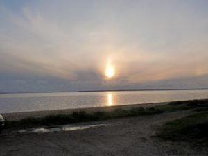 Wattenmeer bei Esbjerg