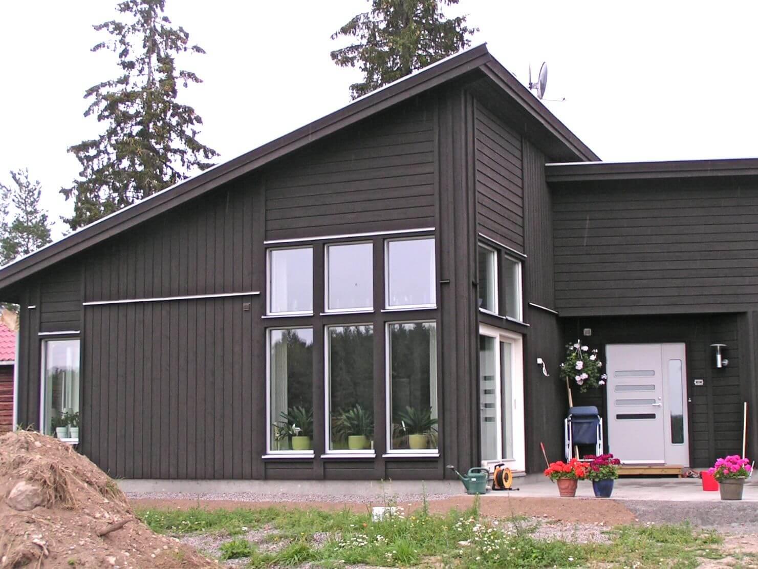 Haus Außenfarbe | Swalif