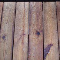 Pansar wasserabstossende Holzkonservierung
