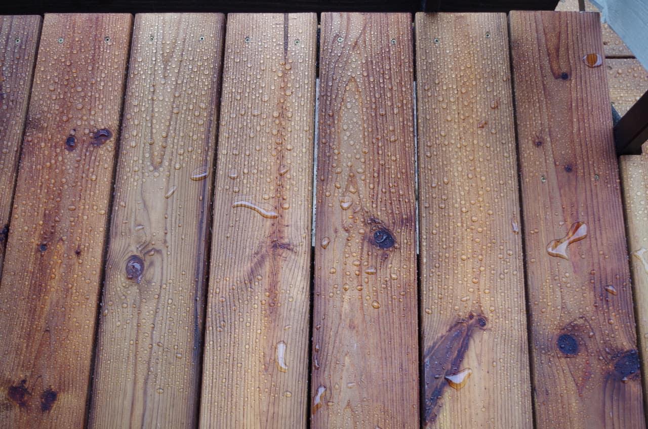 Holzterrasse Impragnieren Holzdielen Und Mobel Impragnieren