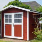 Falu rod Schwedisch rot gartenhaus